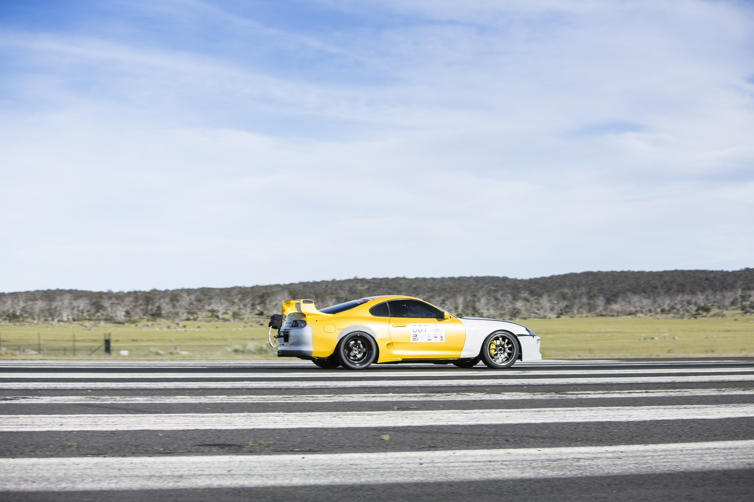 NEW Australian Record at the SM1000