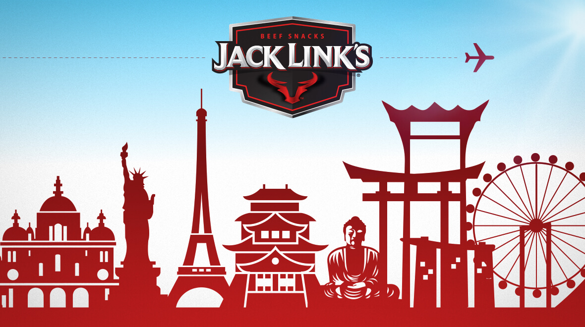 Jack Link's – The World's Favourite Meat Snack
